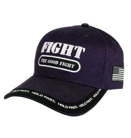 HOLD FAST HOLD FAST Mens Cap Hold Fast Fight The Good Fight
