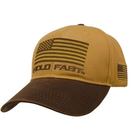 HOLD FAST HOLD FAST Christian Cap Canvas Flag