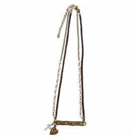Faith Gear Faith Gear® - Faith Hope Love Women's Necklace and Earring Set