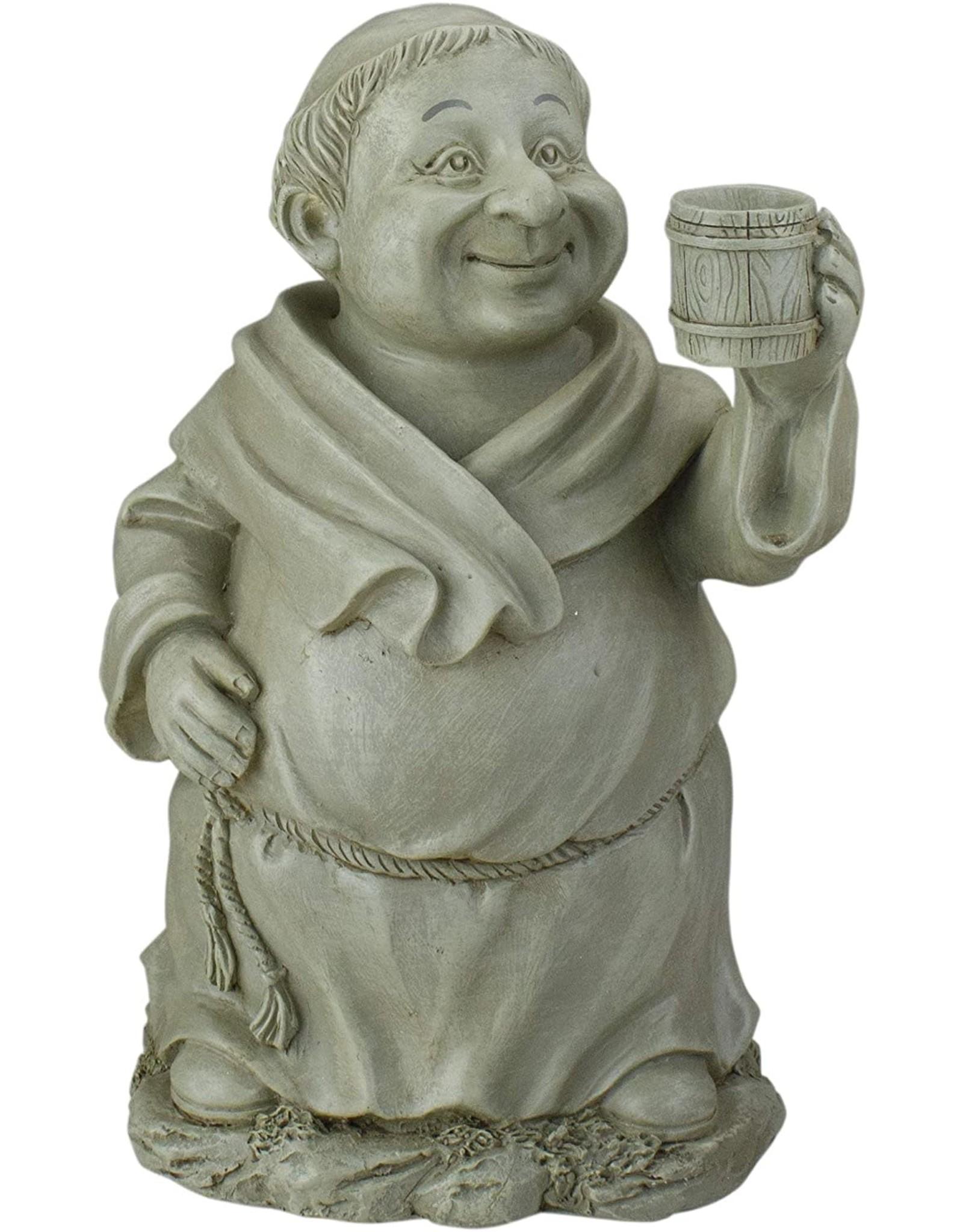 "Roman 12"" Monk with Mug"