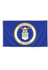 3'x5' Nylon US Air Force Flag