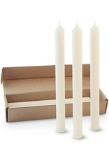 """17.5"""" Taper Candles, 51% Beeswax"""