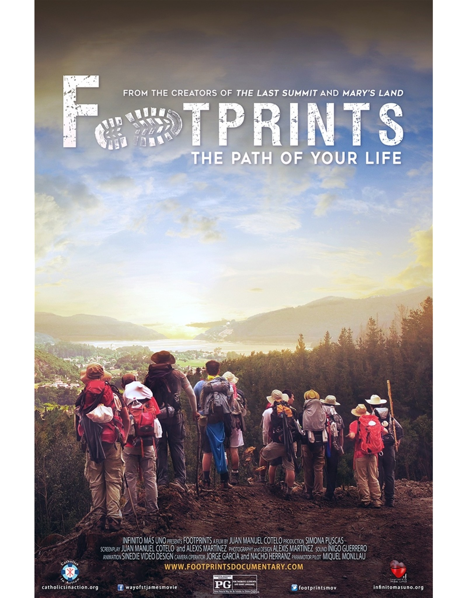Footprints The Path of Your Life DVD