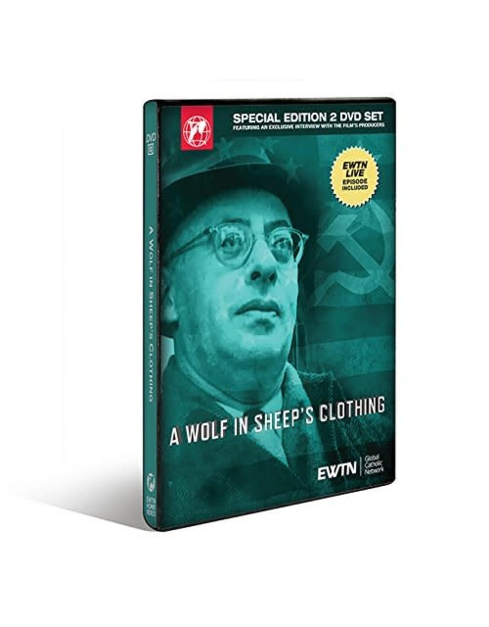 Ignatius Press A Wolf in Sheep's Clothing  (Saul Alinksy and  Socialism) (An EWTN DVD)