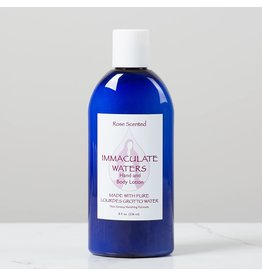 Immaculate Waters Immaculate Waters Hand and Body Lotion - Rose