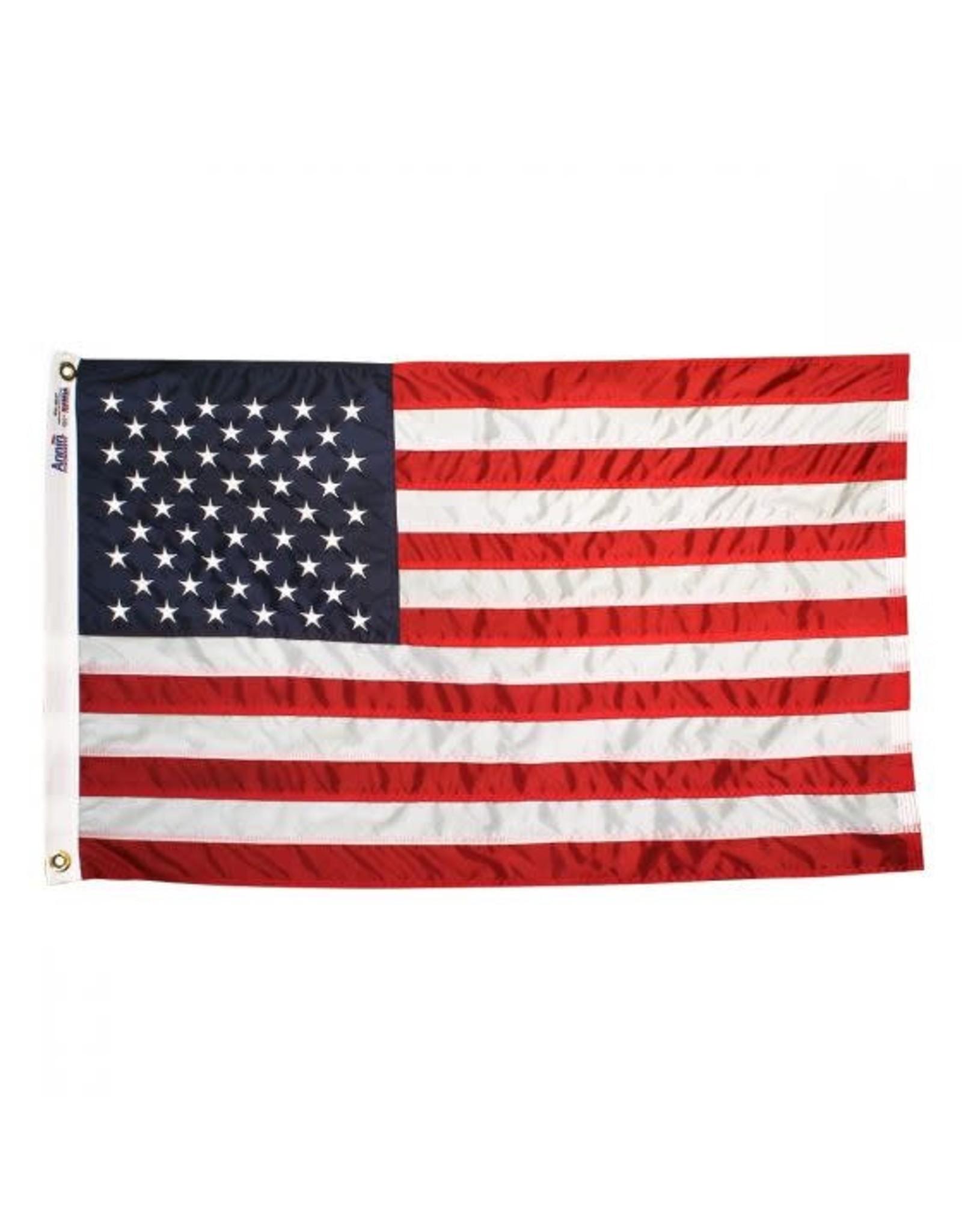 Annin American Flag - 5' x 8' Bulldog