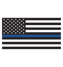 Annin Thin Blue Line Flag - 2' x 3'