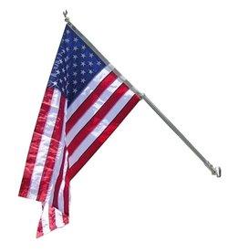 Annin Traditional American Flag Set - Nyl-Glo Colorfast