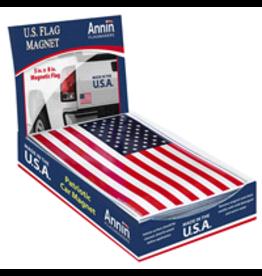 Annin US Flag Car Magnets