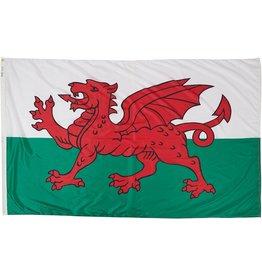 3' x 5' Nylon Wales Flag