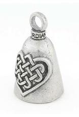 Guardian Bells Celtic Heart Bell