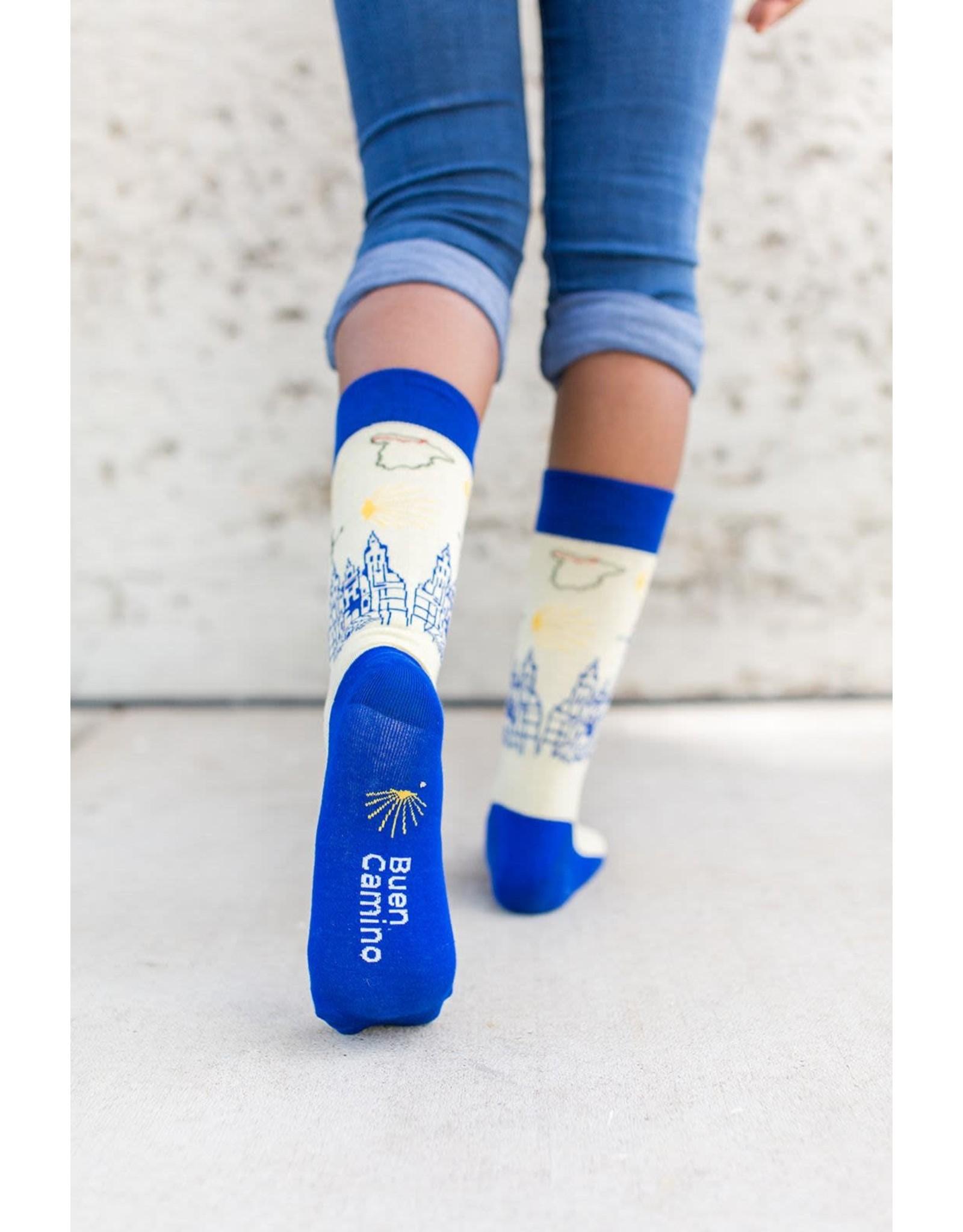 Sock Religious Camino Socks