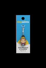 Tiny Saints Tiny Saint Charm - Saint Margaret of Scotland