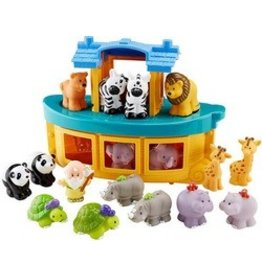 Fisher Price Fisher-Price Little People Noah's Ark Gift Set
