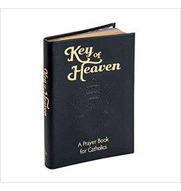 Hirten Key of Heaven: A Prayer Book for Catholics (Black Leather Binding)
