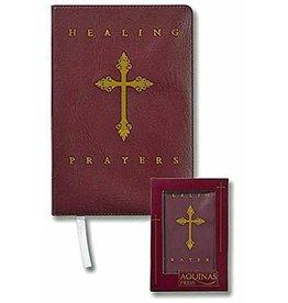 CBC-Aquinas Press Healing Prayers (Faux Leather Binding, Boxed)