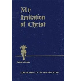 My Imitation of Christ by Thomas a Kempis (Paperback)