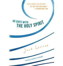 Paraclete Press 40 Days with the Holy Spirit by Jack Levison  (Paperback)
