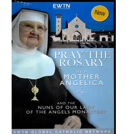 EWTN Publishing Pray the Rosary with Mother Angelica (DVD)