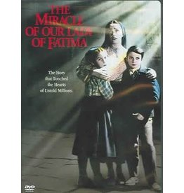 The Miracle of Our Lady of Fatima (DVD)