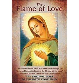 The Flame of Love: The Spiritual Diary of Elizabeth Kindelmann (Paperback)