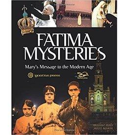 Ignatius Press Fatima Mysteries: Mary's Message to the Modern Age by Grzegorz Gorny (Hardcover)