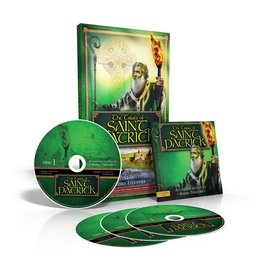 Ignatius Press The Trials of Saint Patrick 4-CD Audio Drama & Discussion Guide