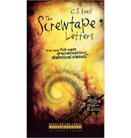 The Screwtape Letters: First Ever Full-cast Dramatization of the Diabolical Classic (Audio CD Set)