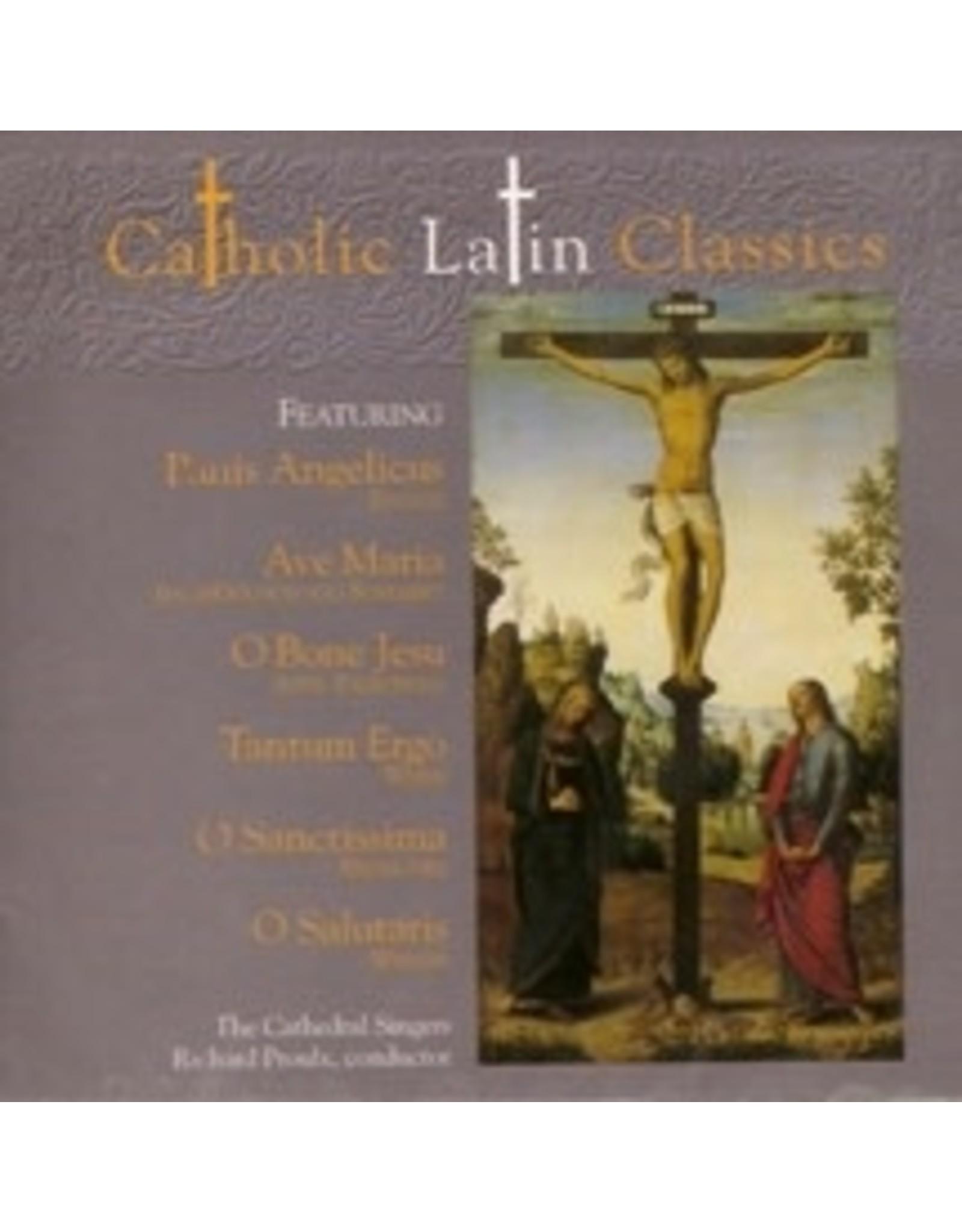 Catholic Latin Classics (CD)