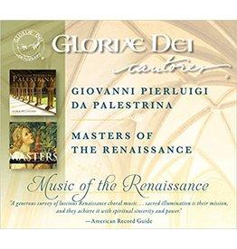Paraclete Press Gloriae Dei: Giovanni Pierluigi da Palestrina /Masters of the Renaissance(Audio CD)
