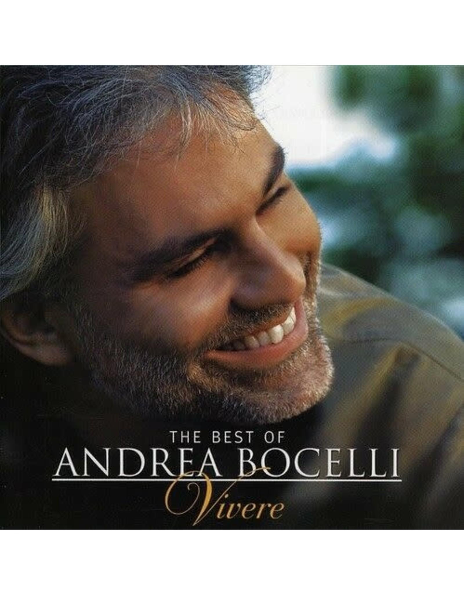 Best of Andrea Bocelli: Vivere (CD)