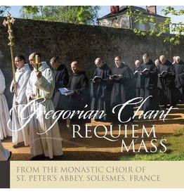 Paraclete Press Requiem Mass - Gregorian Chant (CD)