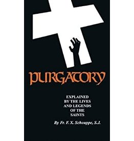 Tan Books Purgatory: Explained by the Lives and Legends of the Saints by Fr. F.X. Schouppe, S.J (Paperback)