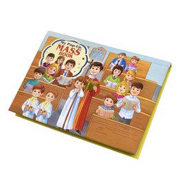 Catholic Book Publishing My Mass Pop-Up Book (Hardcover)