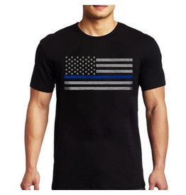 Thin Blue Line USA Thin Blue Line Classic T-Shirt