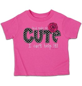 Kerusso Kid's God Made Me Cute Kid's T-Shirt