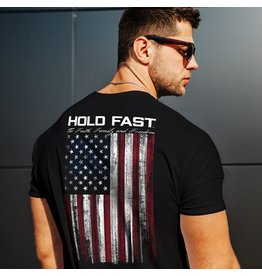 HOLD FAST Hold Fast Flag T-Shirt - Black