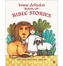 Penguin Tomie dePaola's Book of Bible Stories: New International Version