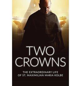 Shop Mercy Two Crowns: The Extraordinary Life of St. Maximilian Maria Kolbe (DVD)