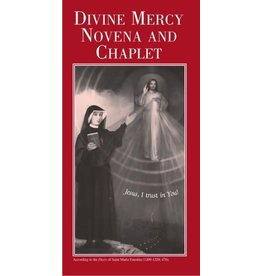 Association of Marian Helpers Divine Mercy Novena and Chaplet (Pamphlet)