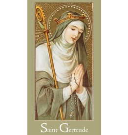 Association of Marian Helpers Explanation of the St. Gertrude Prayer (Pamphlet)