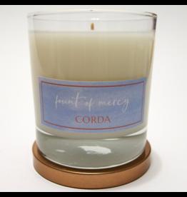 Corda Fount of Mercy   Divine Mercy - Hyssop + Wood