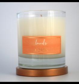 Corda Lauds   Morning Prayer - Citrus + Morning Dew + Juniper Berry
