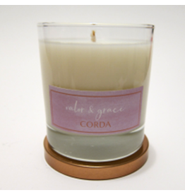 Corda Valor & Grace   St. Joan of Arc - French Oak + Lavender