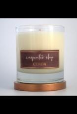 Corda Carpenter Shop | St. Joseph the Worker - Leather + Sawdust