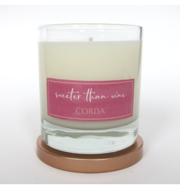 Corda Sweeter than Wine   Song of Songs - Cedar + Pomegranate + Apple