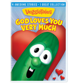 VeggieTales VeggieTales God Loves You Very Much (DVD)