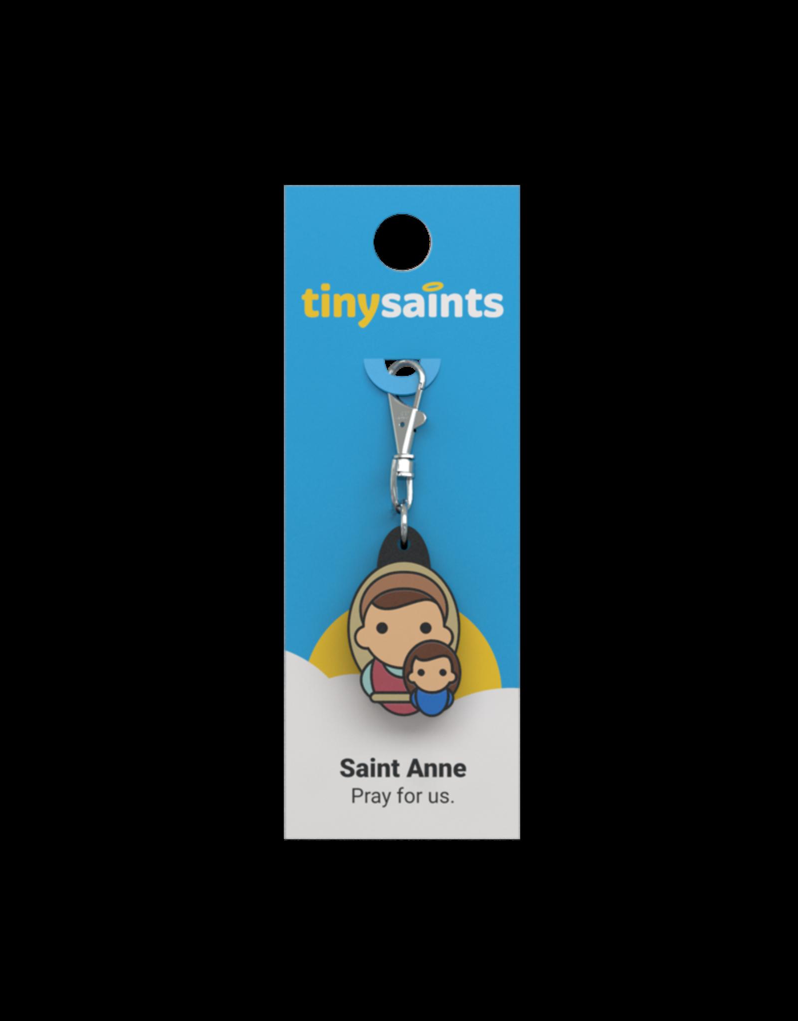 Tiny Saints Tiny Saint Charm - St Anne