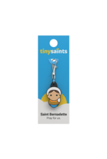 Tiny Saints Tiny Saint Charm - St Bernadette