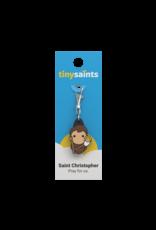 Tiny Saints Tiny Saints Charm - St Christopher